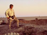 Luke Skywalker, from Star Wars - A New Hope (1977)